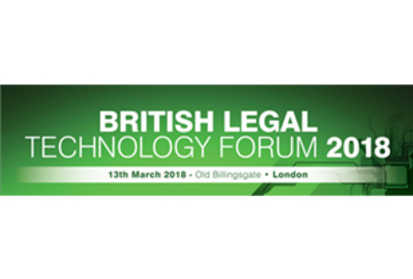 British Legal Technology Forum 18' preview