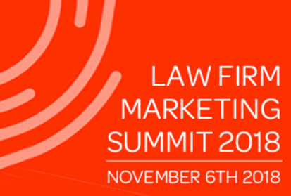 Lawfirm Marketing Summit 2018 preview