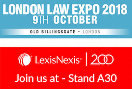 The London Law Expo 2018 preview