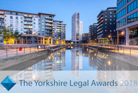 Yorkshire Legal Awards 2018 preview